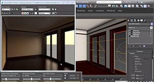 Kursus/Jasa 3D Studio Max Expert   Membuat Tekstur Kayu 3D