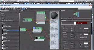 Kursus/Jasa 3D Studio Max Expert   Membuat Tekstur Slate 3D