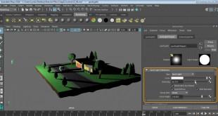 Kursus/Jasa Maya   3D Modeling Maya 2021