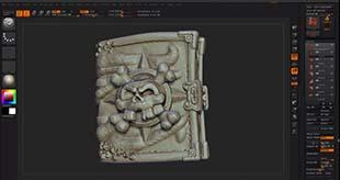 Jasa Pembuatan Aplikasi | Kursus ZBrush | Stylized Sculpting