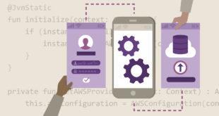 Kursus/Jasa Android   Building Android Apps Menggunakan AWS