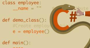 Kursus/Jasa Python | Python Untuk C# Developer