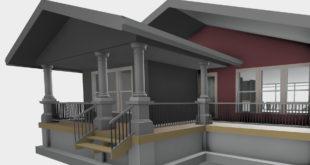 Pelatihan/Kursus Revit  | Revit Arsitektur Mendesain Sebuah Rumah
