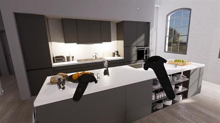 Pelatihan/Kursus Unreal Engine | Membuat Virtual Reality Visualisasi Arsitektur