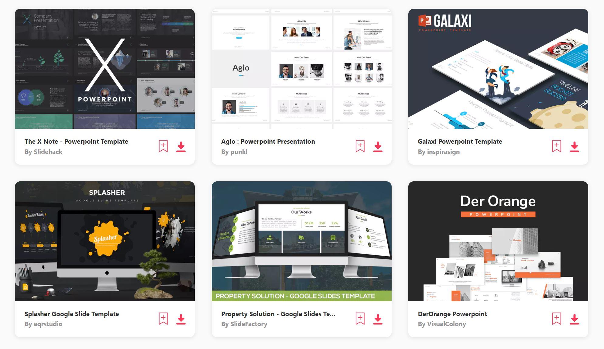 Jual Ratusan Template Powerpoint Mempercepat Pekerjaan Anda Membuat Slide Presentasi