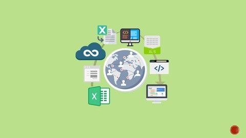Jasa Pembuatan | Kursus Excel | Web Scrapping Berbagai Jenis Website Menggunakan Excel Macro VBA