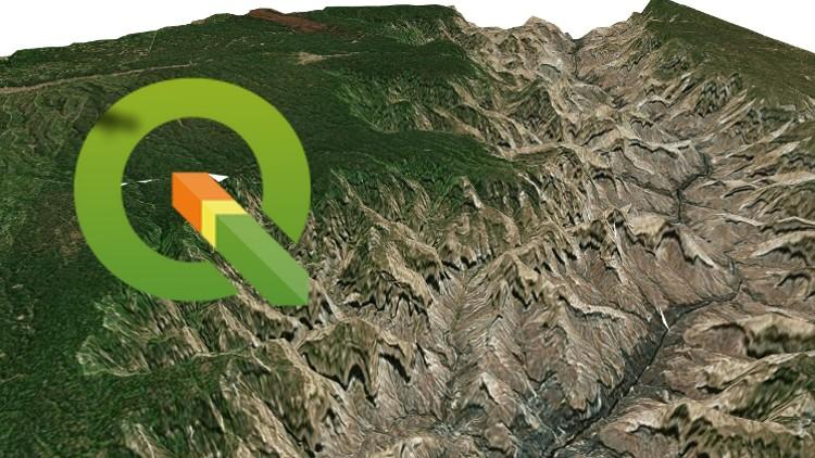 Kursus/Jasa QGIS | QGIS 3.0 Untuk GIS Professional