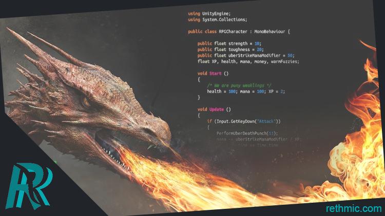 Kursus/Jasa Unity | RPG Core Combat Unity C# Coding