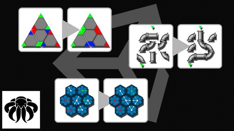 Jasa Pembuatan Aplikasi | Kursus Unity 2D | Physics Based Puzzles Games 2D