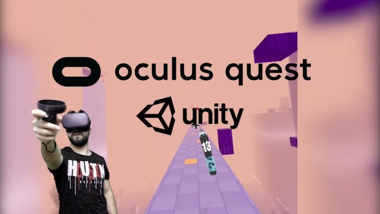 Jasa Pembuatan Aplikasi | Kursus/Bimbingan Skripsi/TA/Tesis/Disertasi Mahasiswa S1/S2/S3 Unity | VR Development Fundamentals Oculus Quest Menggunakan Unity