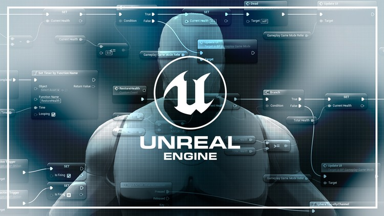 Jasa Pembuatan Aplikasi | Kursus/Bimbingan Skripsi/TA/Tesis/Disertasi Mahasiswa S1/S2/S3 Game Unreal Engine | Unreal Engine 4 Blueprints