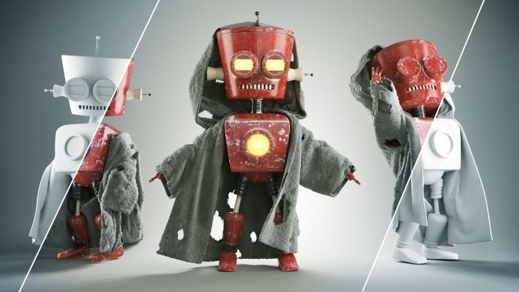 Kursus/Jasa 3D Karakter | Membuat Dan Menghidupkan Karakter Dengan Pakaian 3D Studio Max Dan Marvelous Design