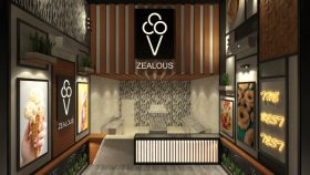 Pelatihan/Kursus 3Ds MAX Vray | Design 3D Modern Shop Project