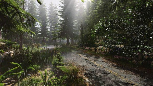 Jasa/Kursus Unreal Engine   Complete Creation Natural Scenes
