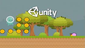 Kursus/Jasa Unity | Membuat Game Side Scroller 2D di Unity3D