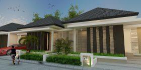 Hasil Karya Siswa | Kursus 3DS Max | Membuat Desain Arsitektur Rumah 1 Lantai Dan 2 lantai
