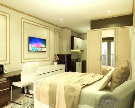 Kursus/Jasa Sketchup Vray | Membuat Desain Interior Apartemen