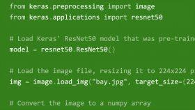 Jasa Pembuatan Aplikasi | Kursus Bimbingan Skripsi Python | Membangun Deep Learning Applications Menggunakan Keras