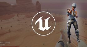 Pelatihan/Kursus Unreal Engine | Buat game Battle Royale Menggunakan Unreal Engine 4 Blueprints