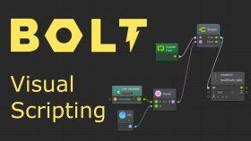 Pelatihan/Kursus Unity | Membuat Games Di Unity Menggunakan Bolt Visual Scripting