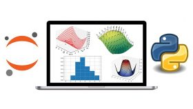 Kursus/Jasa Python   Complete Python & Matplotlib Data Visualization