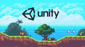 Kursus/Jasa Unity   Belajar Kode Dengan Membuat Platformer 2D di Unity & C #
