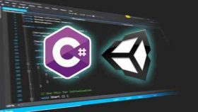 Kursus/Jasa Unity   Unity C# Scripting : Complete C# Unity Game Development