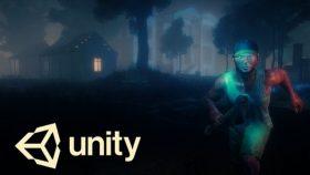 Kursus/Jasa Unity   Complete Horror FPS Unity Game Developer 3D