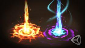 Kursus/Jasa Bimbingan Skripsi/Tesis/Disertasi Unreal Engine | Unreal Engine 4 – VFX Untuk Games