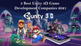Kursus/Jasa Pembuatan Aplikasi Unity | 3D Game Development Unity3D 2021
