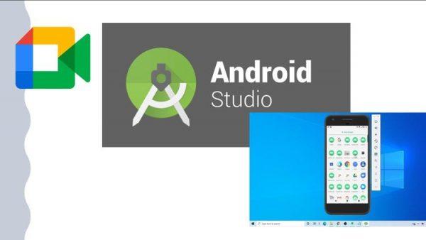 Kursus/Jasa Pembuatan Aplikasi Android   Video Chat Application Menggunakan Android studio