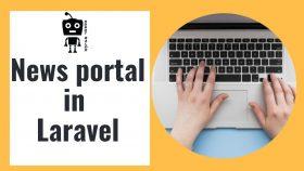 Kursus/Jasa Pembuatan Aplikasi Laravel | Bangun Portal Berita Dengan Laravel Dan Bootstrap