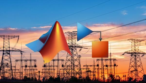 Kursus/Jasa Pembuatan Program Matlab   MATLAB/Simulink Power System Simulation