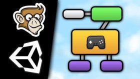 Kursus/Jasa Pembuatan Game | Buat Game Tanpa Kode? Kuasai Visual Scripting Dalam Unity!
