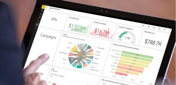 Kursus/Jasa Pembuatan Analisa Power BI | Microsoft Power BI Desktop Untuk Business Intelligence