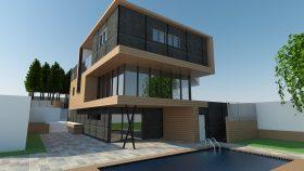 Kursus/Jasa Desain Arsitektural | Complete Sketchup & Vray Course Exterior Design