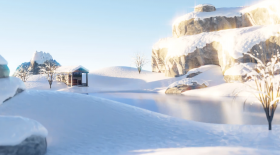 Kursus/Jasa Blender | Blender 3D Environments Advance Course