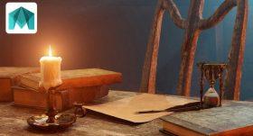 Kursus Maya | Membuat Realistic Scenes