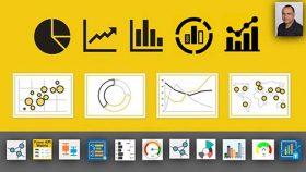 Kursus/Jasa Power BI   Power BI – Esensi Analisis Data dengan Power BI