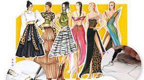Kursus/Jasa Desain Fashion   Kursus Menggambar Fashion Dari Pemula Hingga Mahir